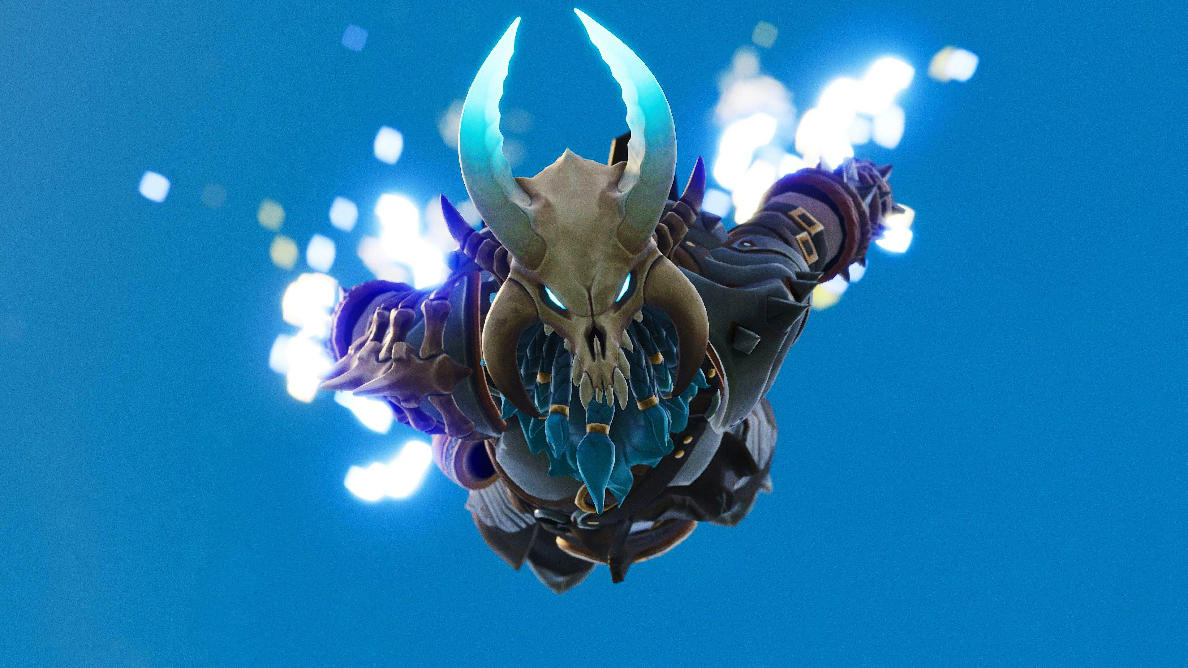 Cool Fortnite Wallpapers Ragnarok