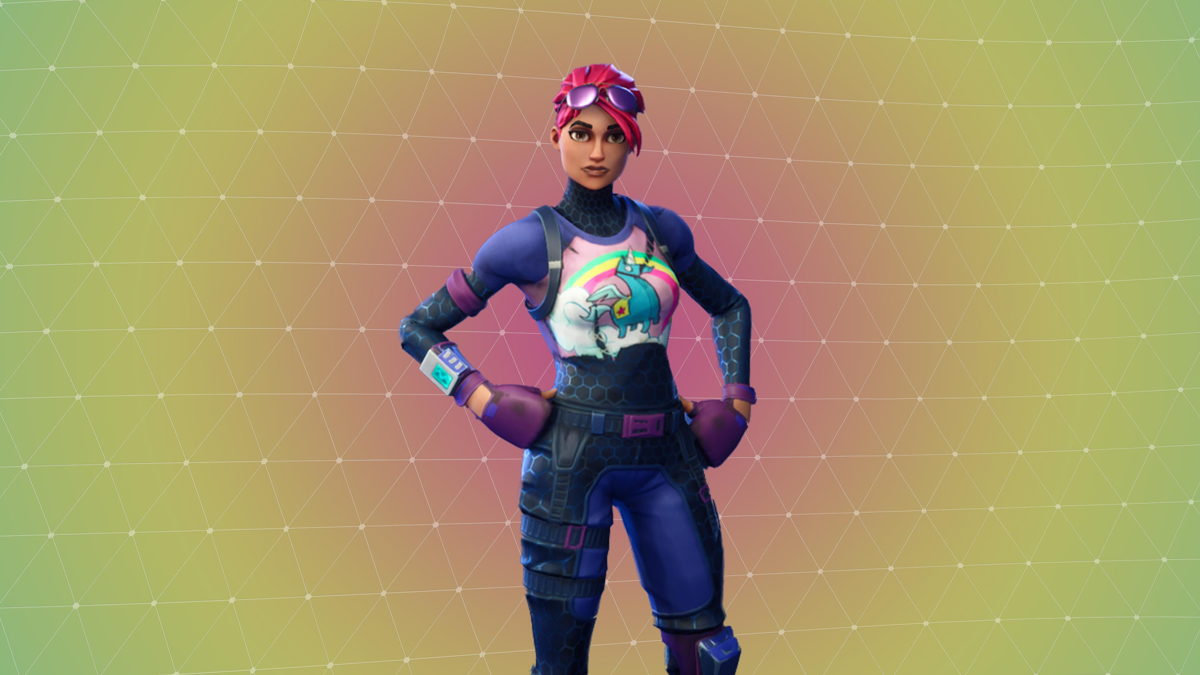 The Bright Bomber Fortnite Wallpapers - Top Free The Bright Bomber ...