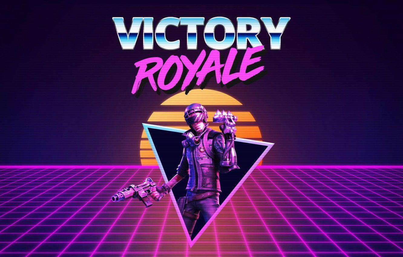 Fortnite Victory Royale Wallpapers Wallpaper Cave