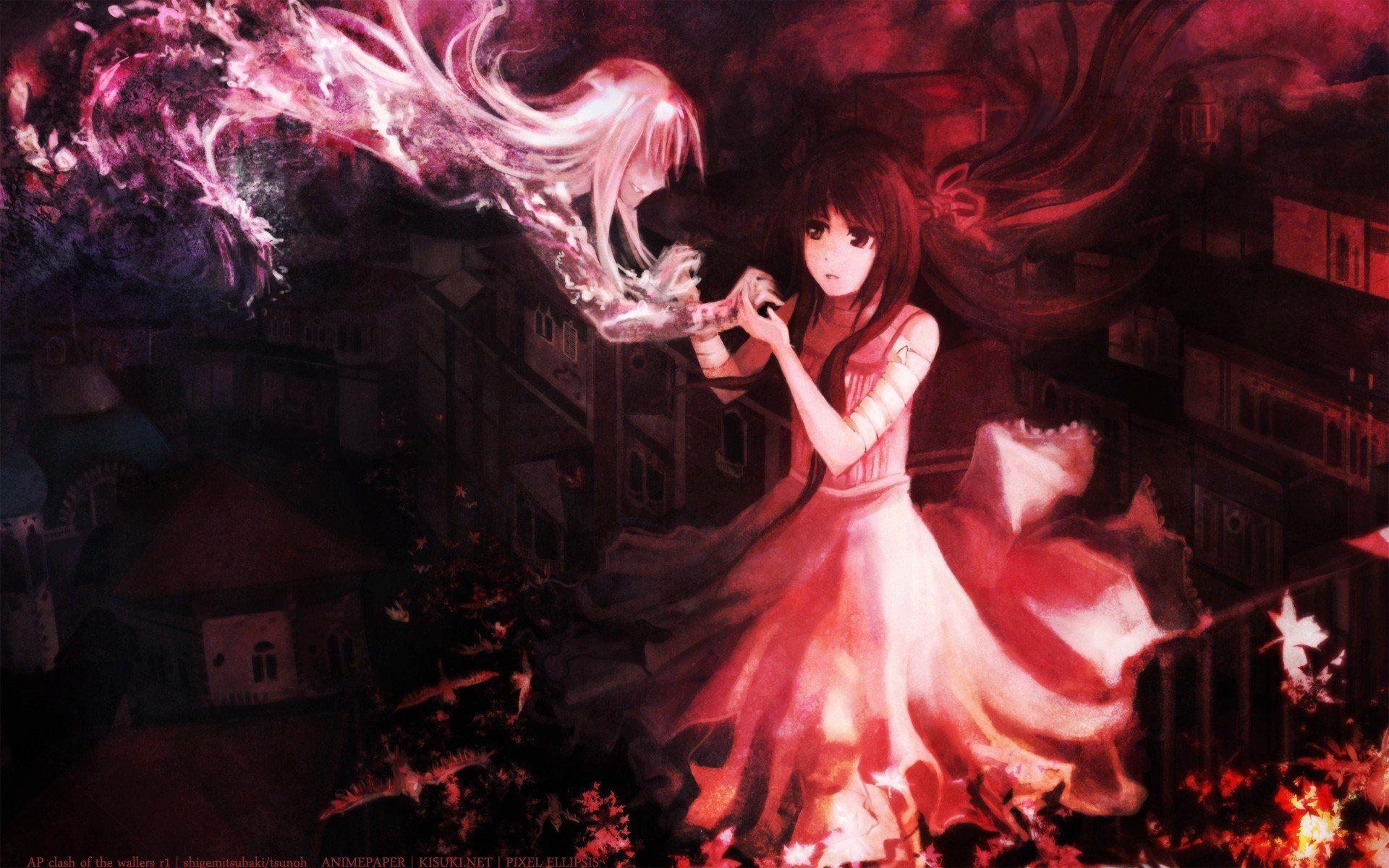 Ghost Girl Anime Wallpapers - Wallpaper Cave