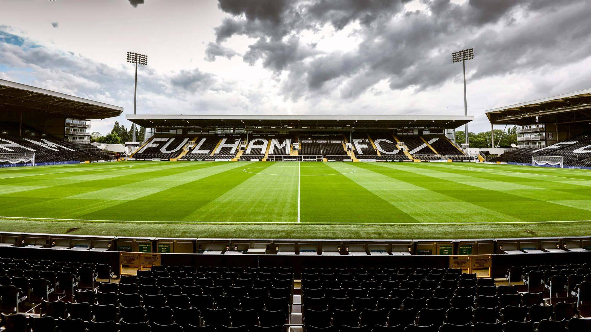 HD Wallpapers Of Fulham FC's Stadium