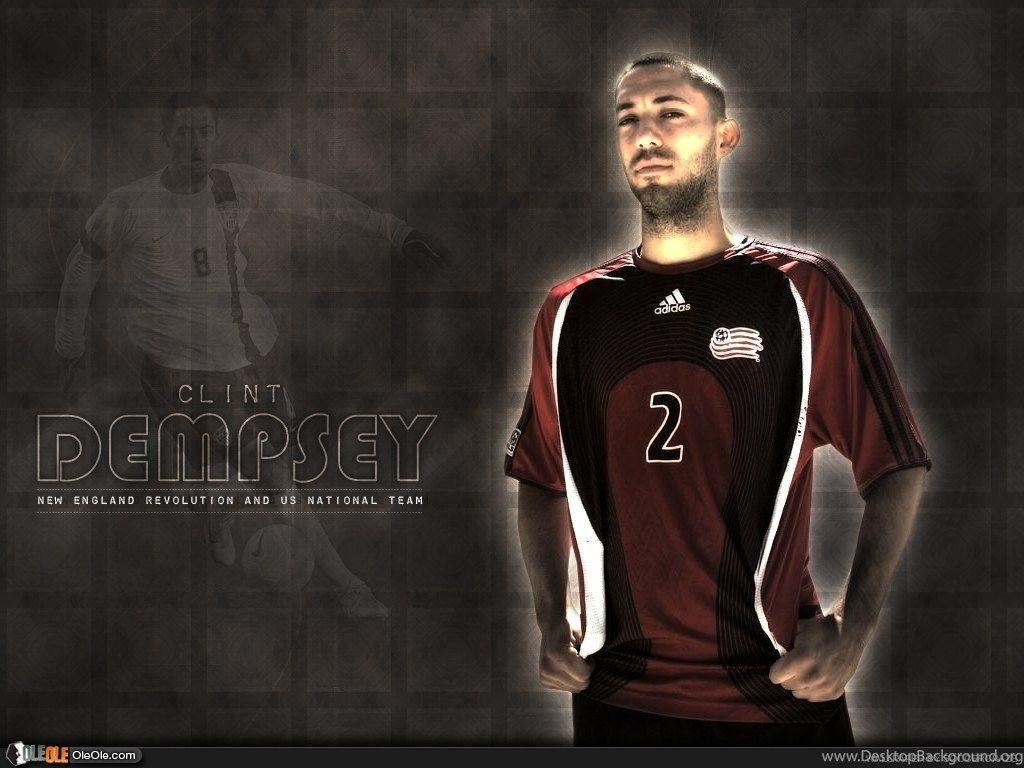 Clint Dempsey Fulham FC Wallpapers