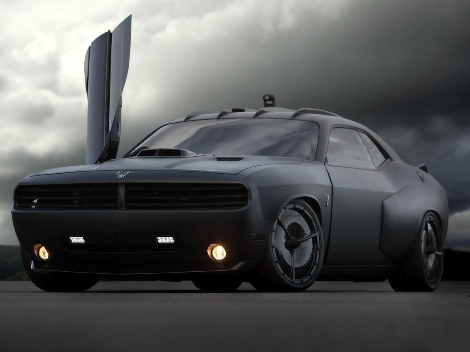 Dodge challenger vapor wallpaper, Dodge, Cars Wallpapers