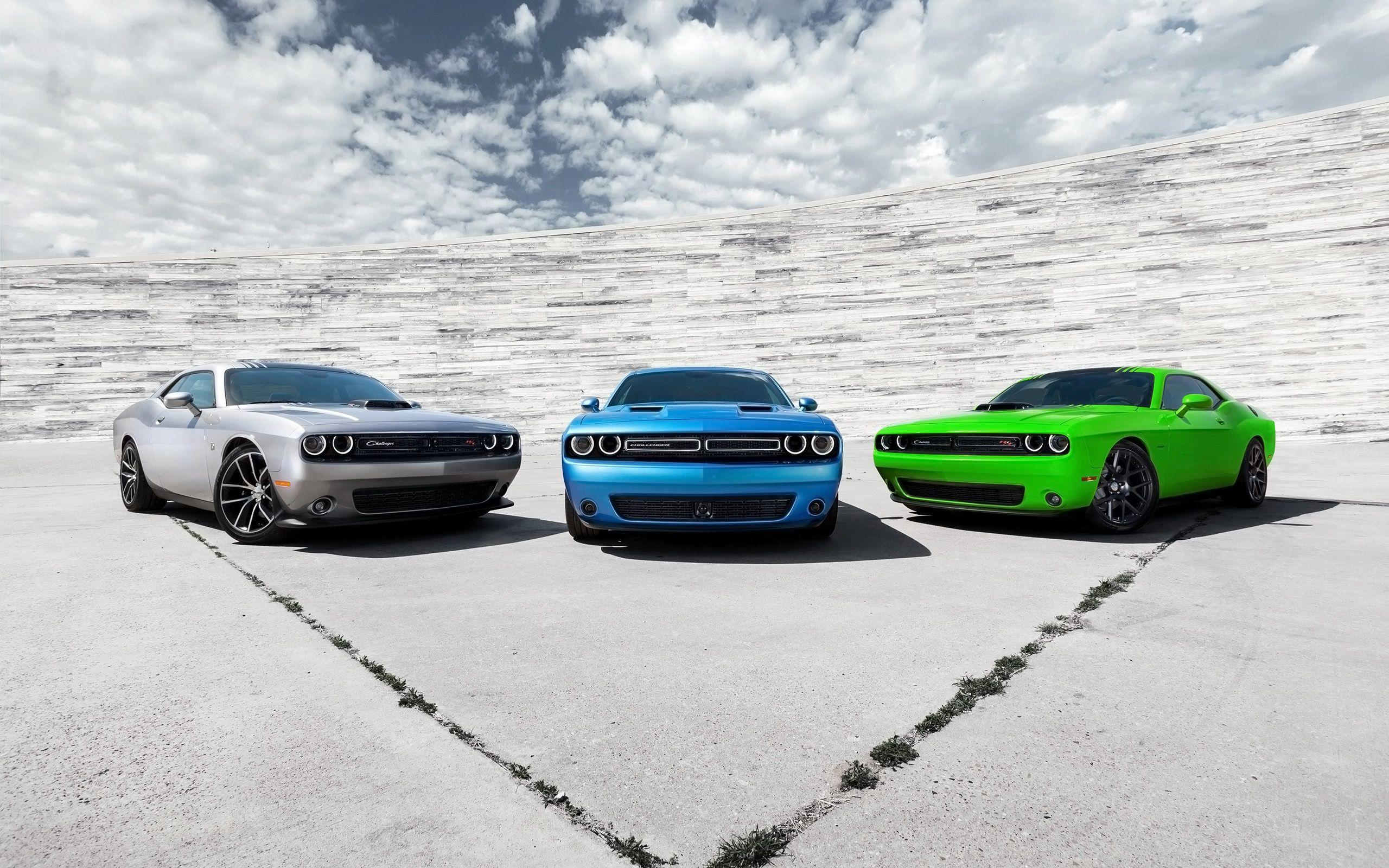 2015 Dodge Challenger Cars Wallpapers in jpg format for free download