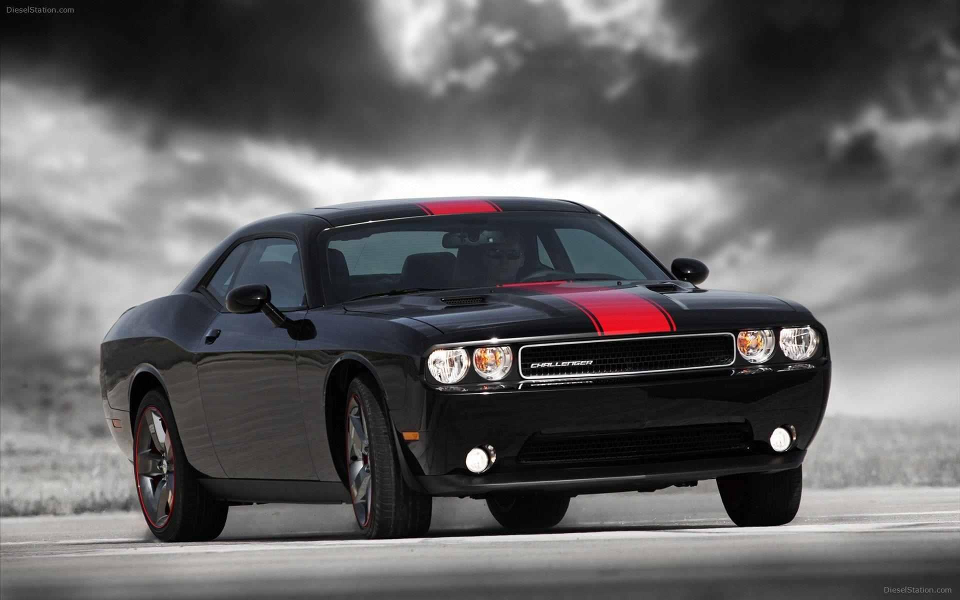 Dodge Challenger Rallye Wallpapers 2