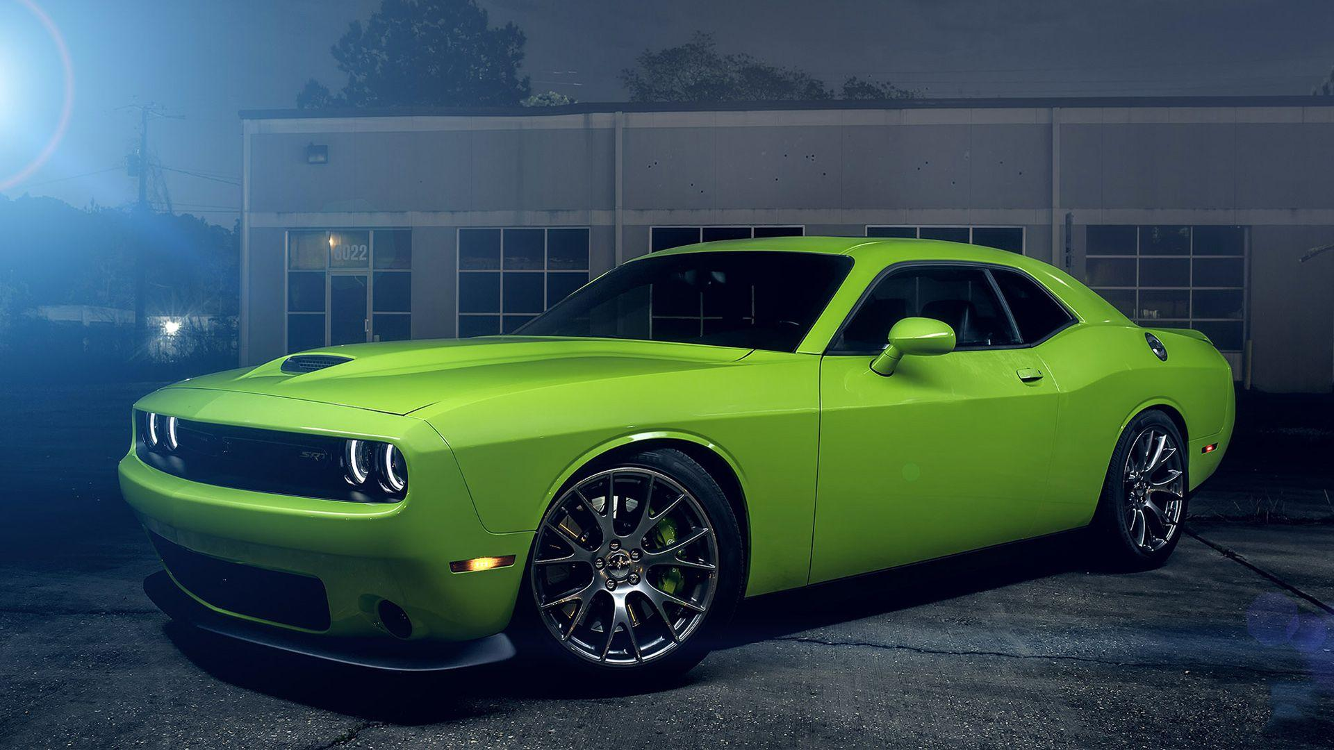 Free Download Dodge Challenger Backgrounds