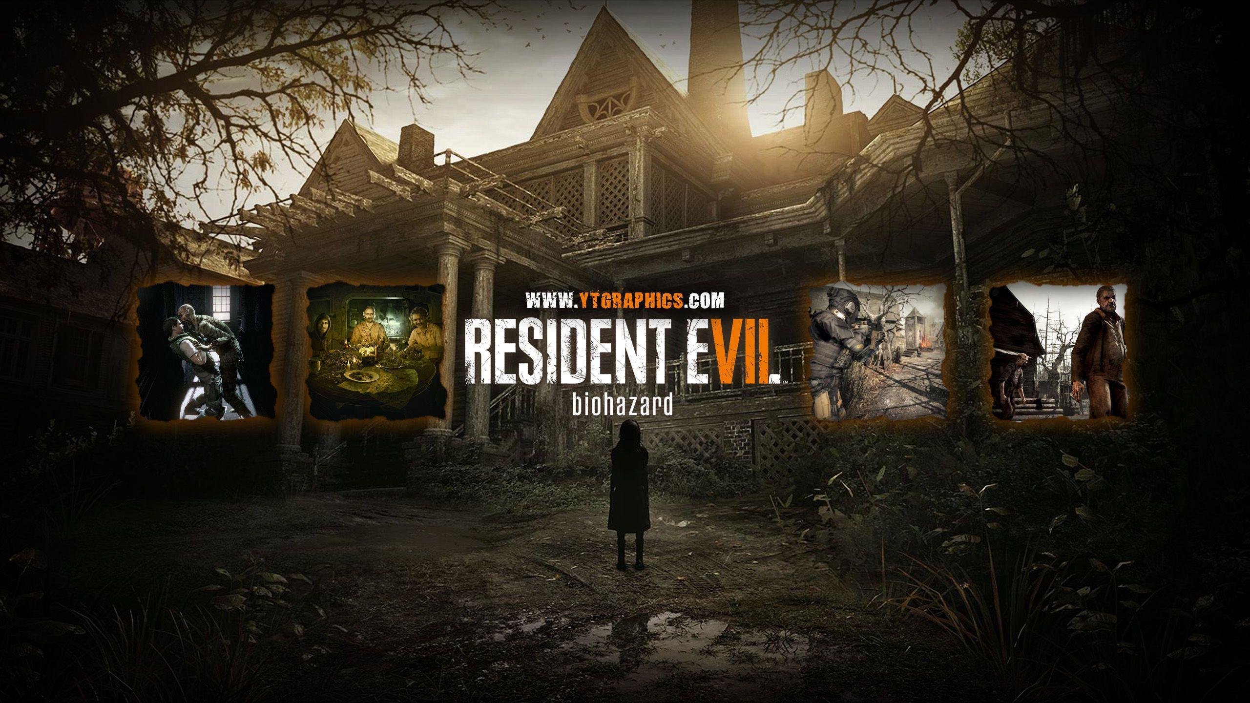 Resident Evil 7 Wallpapers Wallpaper Cave