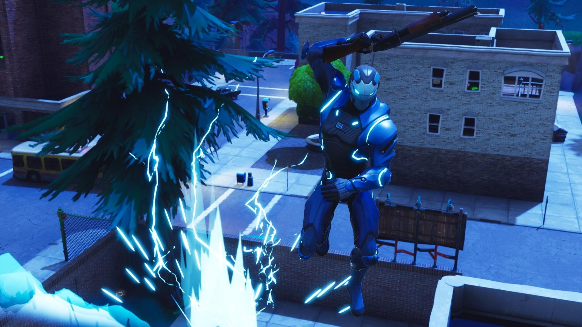 Fully upgraded Carbide : FortnitePhotography
