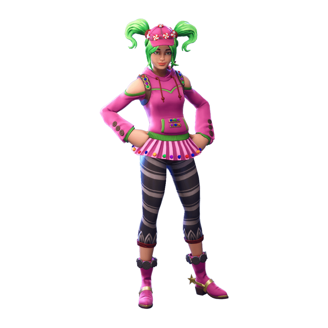 Fortnite Zoey | Outfits - Fortnite Skins