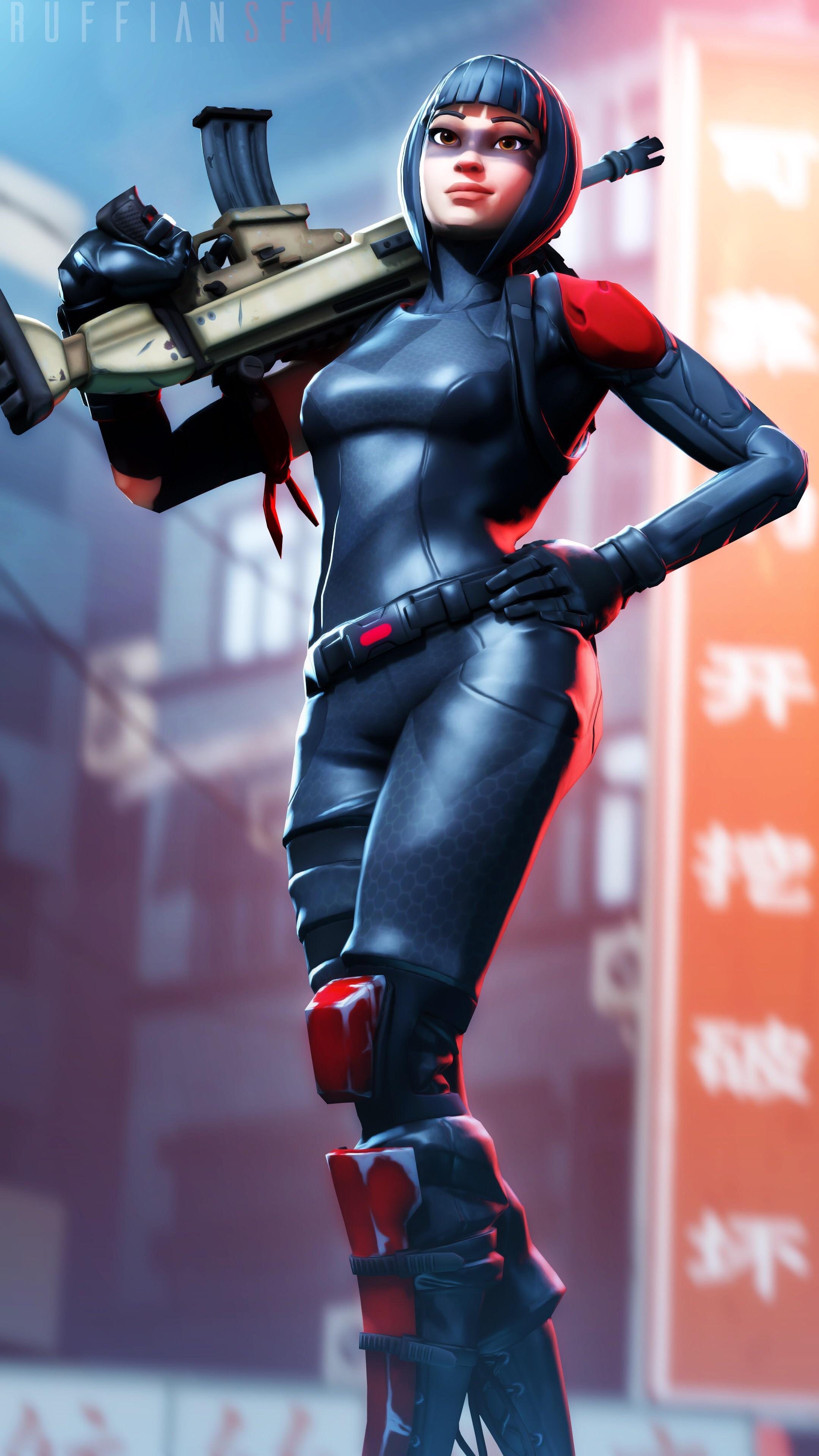 SFM Render Art] Shadow Ops : FortNiteBR