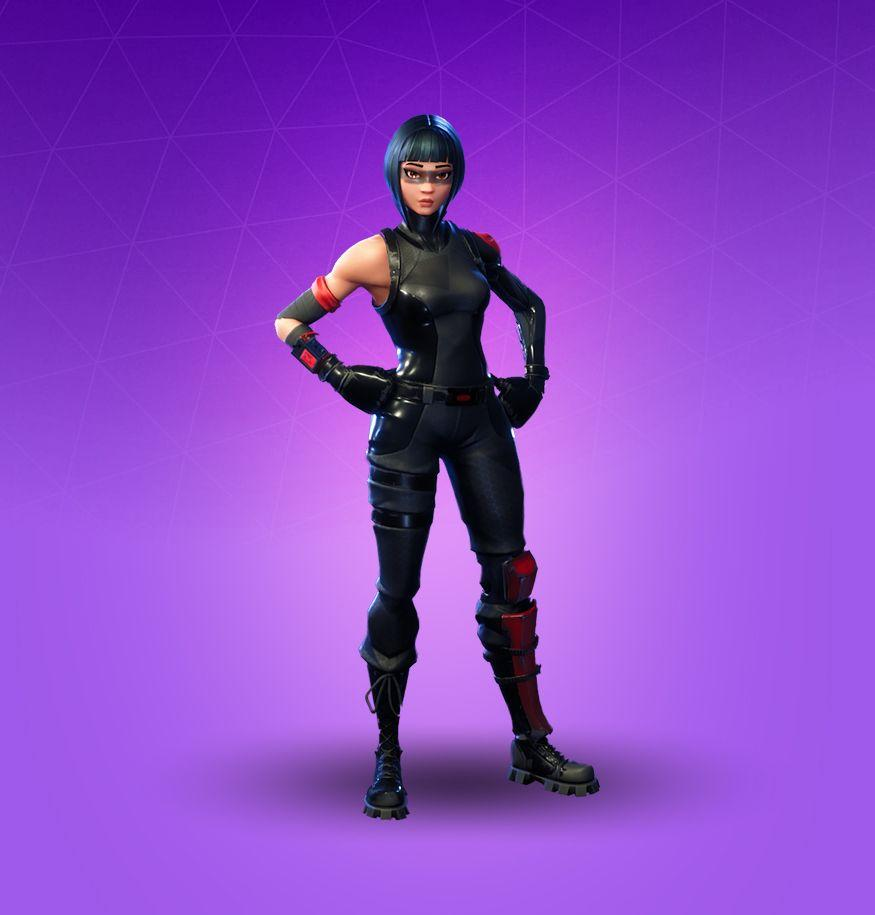 Shadow Ops Skin - Fortnite Cosmetic - Pro Game Guides