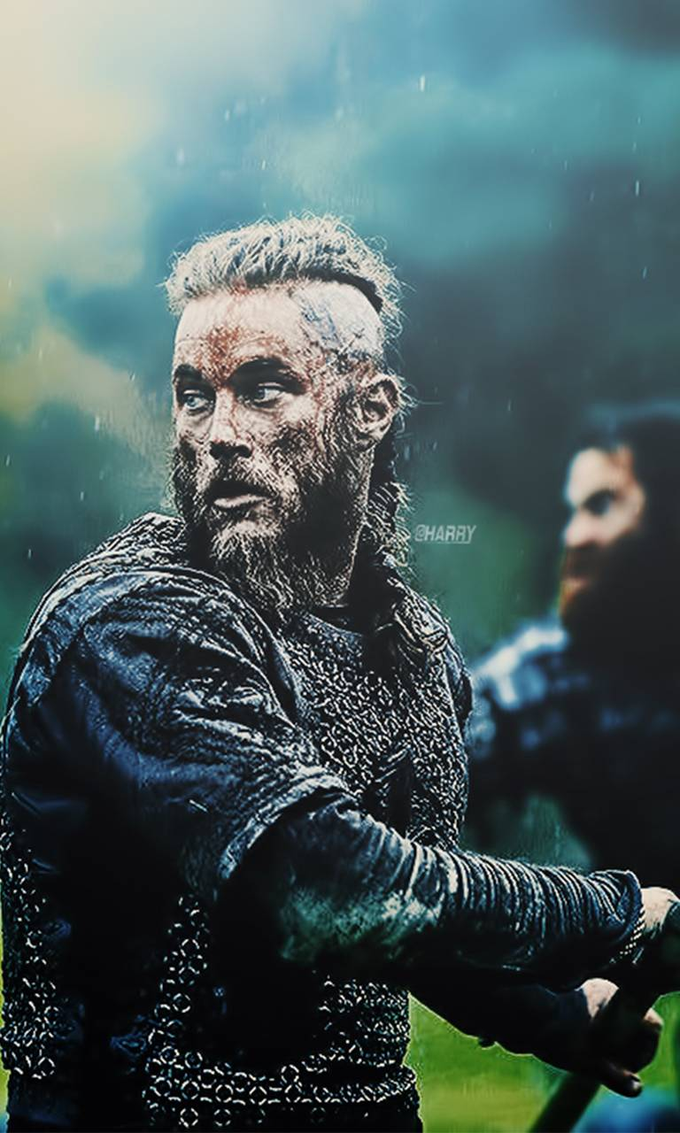 Ragnar Lothbrok Wallpapers Wallpaper Cave