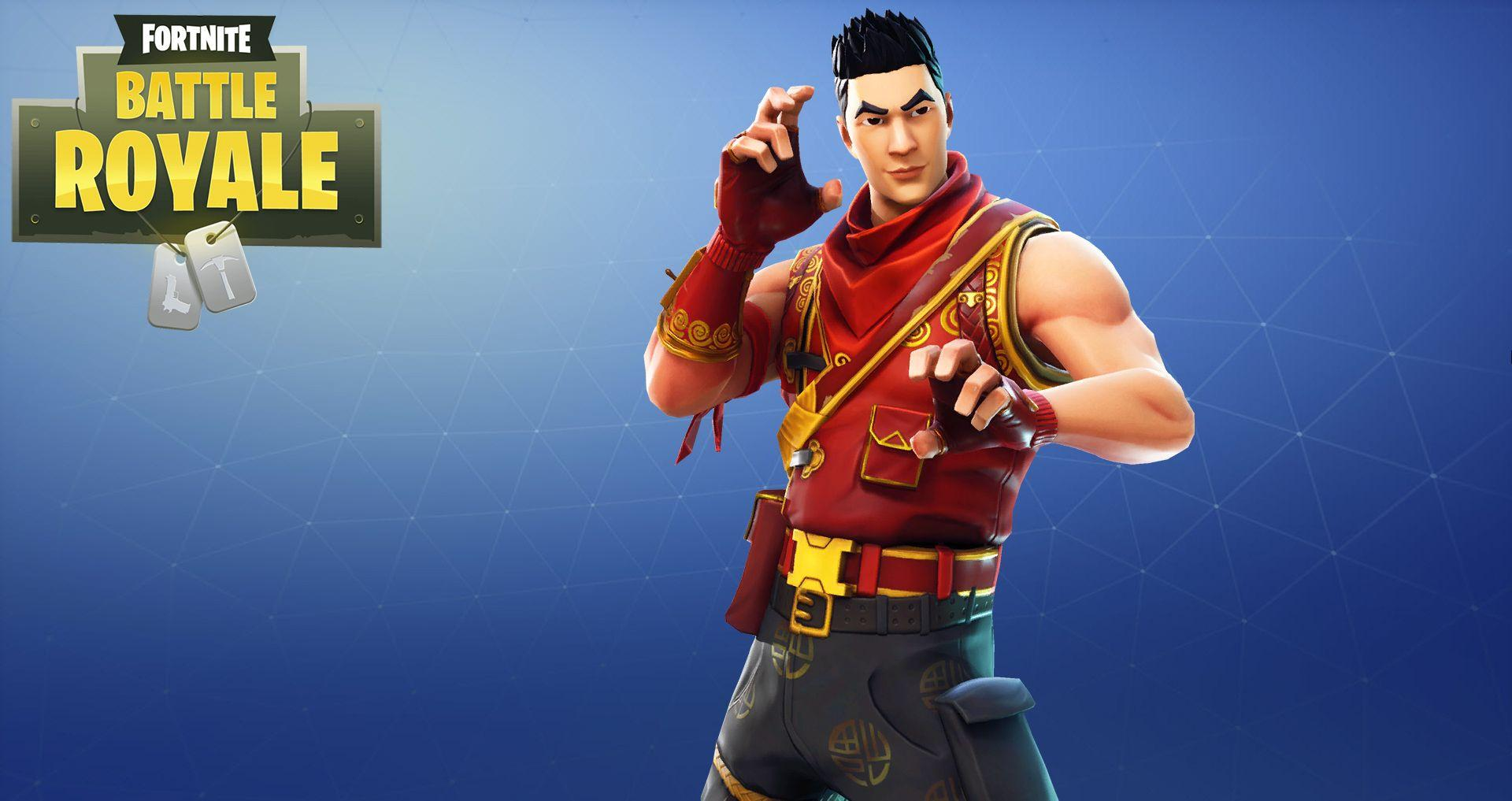 Crimson Scout Fortnite Outfit Skin How to Get + News