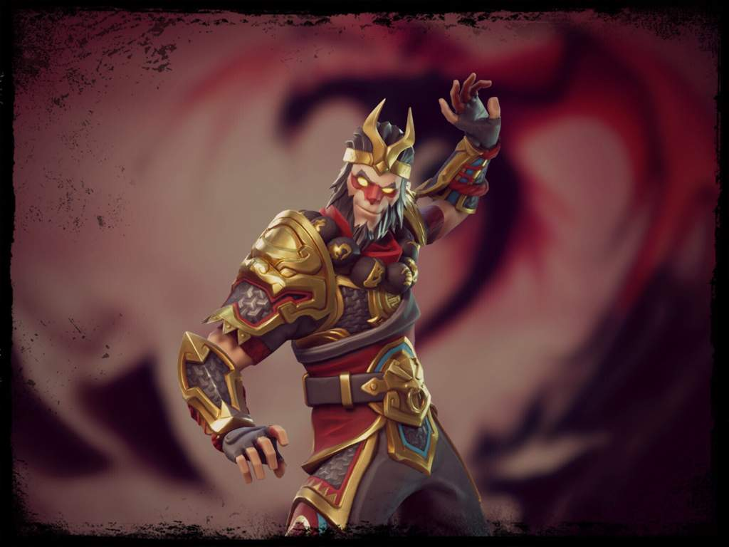 9 Best Free Fortnite Wukong Wallpapers