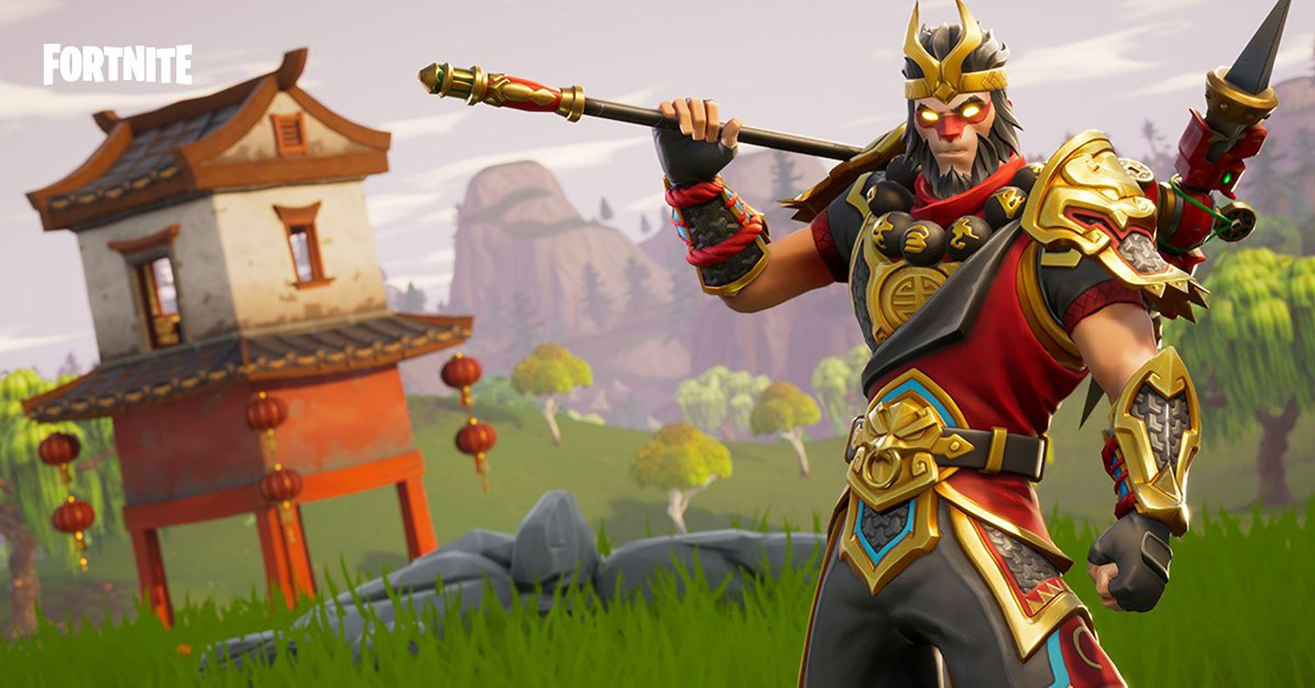 Wukong Fortnite Outfit Skin How to Get + Info