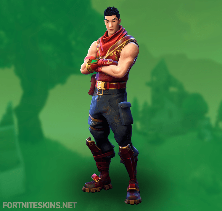 Crimson Scout Fortnite wallpapers