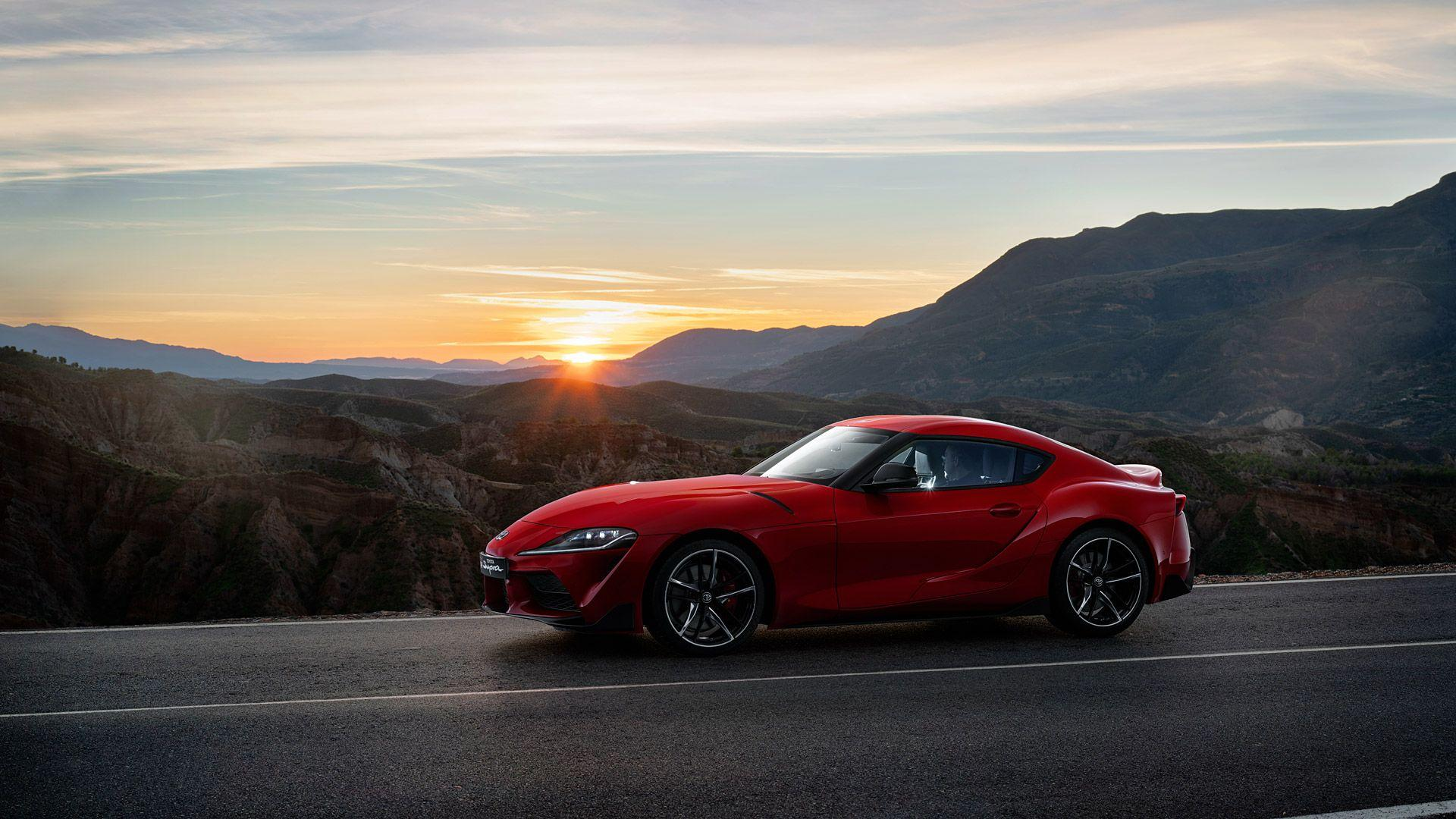 2020 Toyota Supra Wallpapers & HD Images - WSupercars