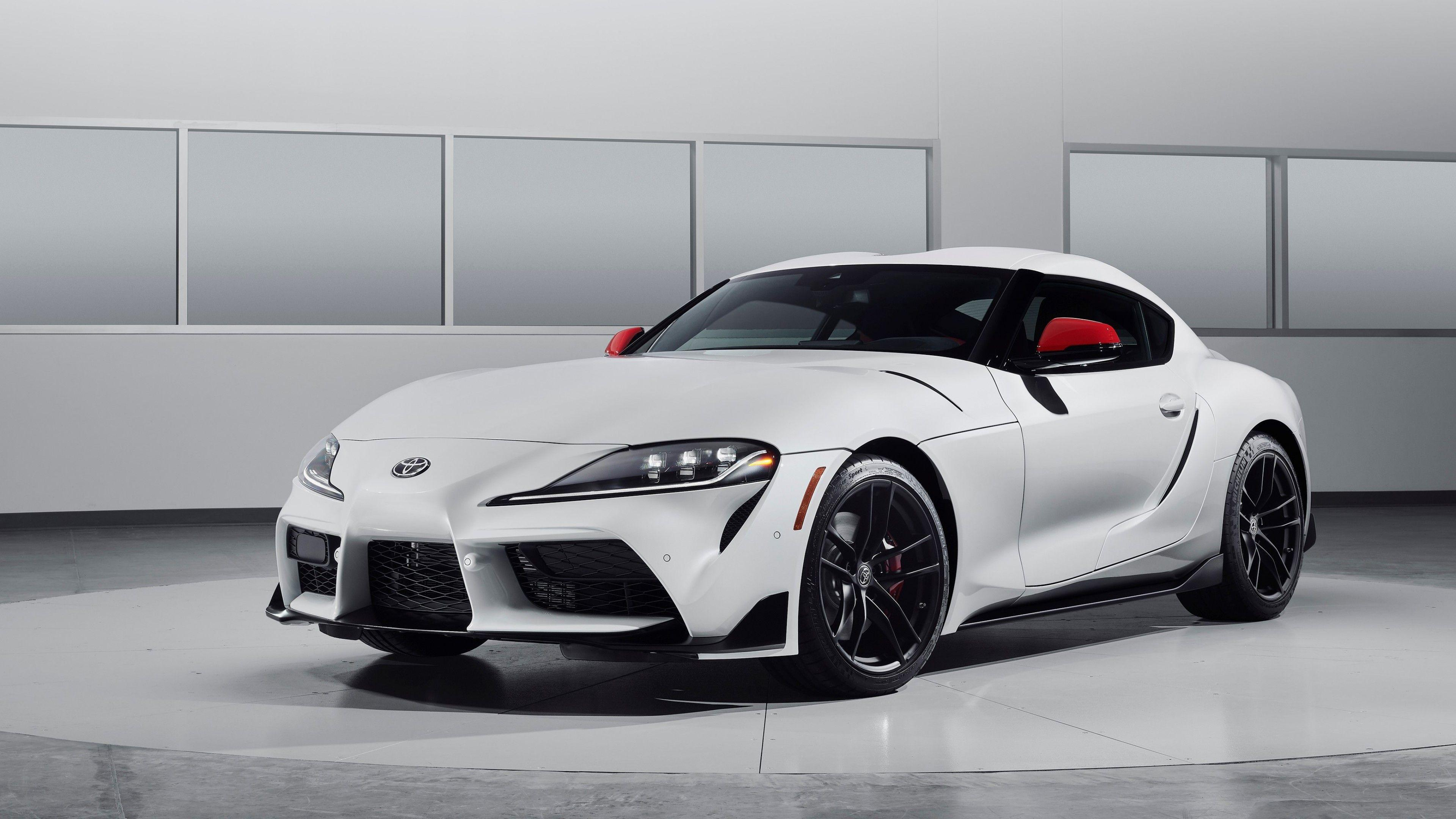 Wallpapers Toyota Supra A90, 2020 Cars, 2019 Detroit Auto Show, 4K
