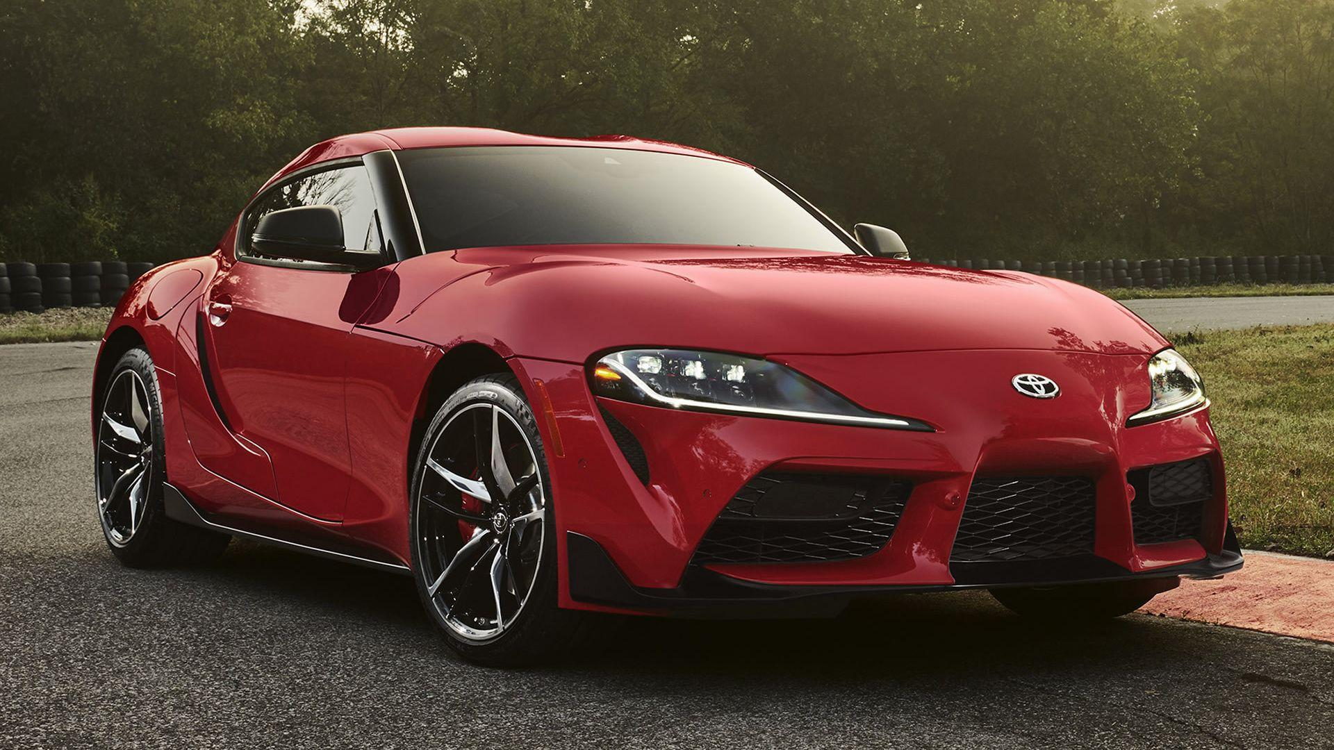 Toyota GR Supra (2020) US Wallpapers and HD Images - Car Pixel