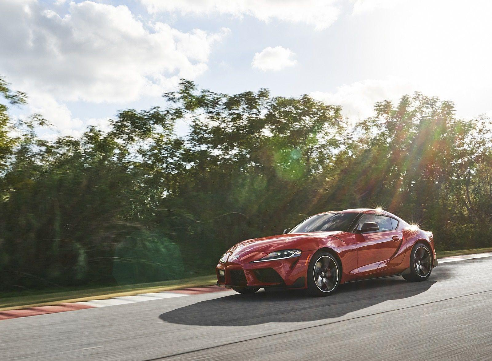 2020 Toyota Supra Wallpapers (55+ Images) - NewCarCars