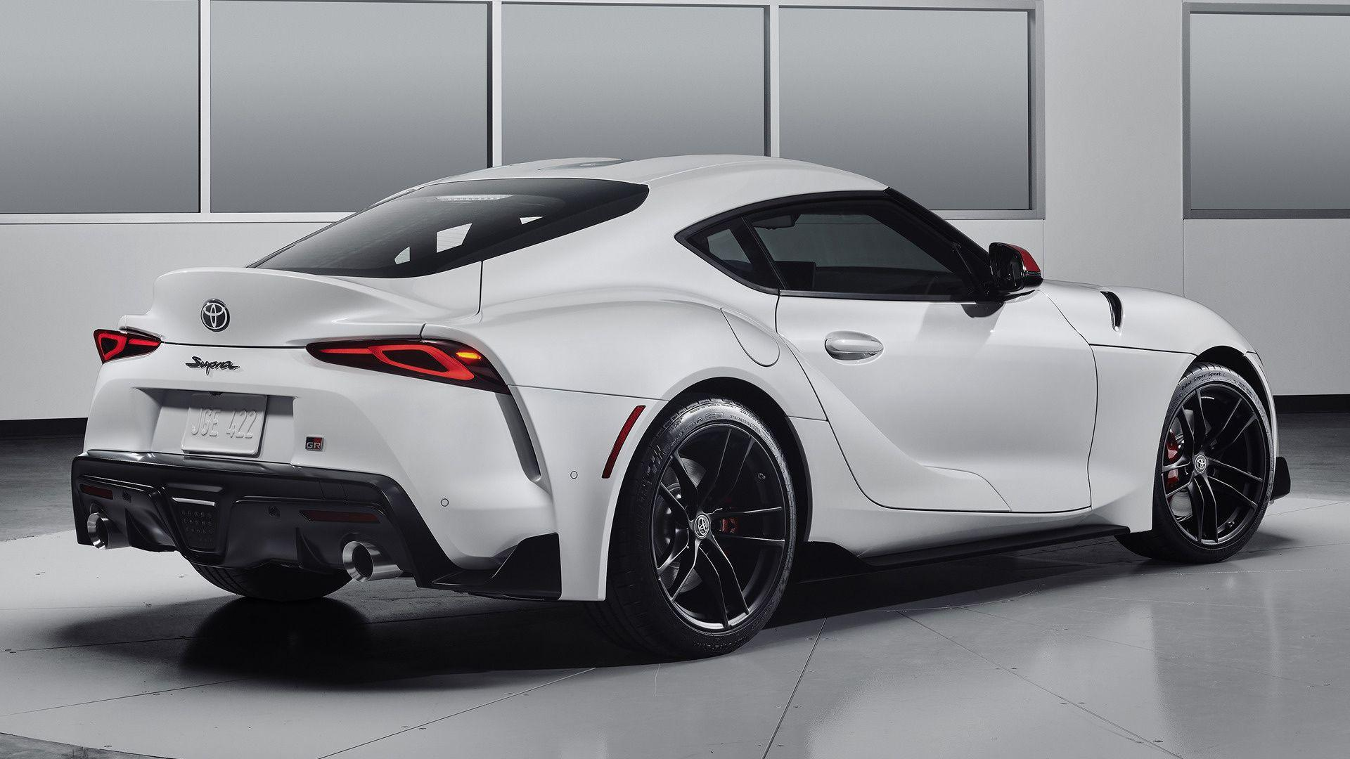 Toyota GR Supra Launch Edition (2020) US Wallpapers and HD Images ...