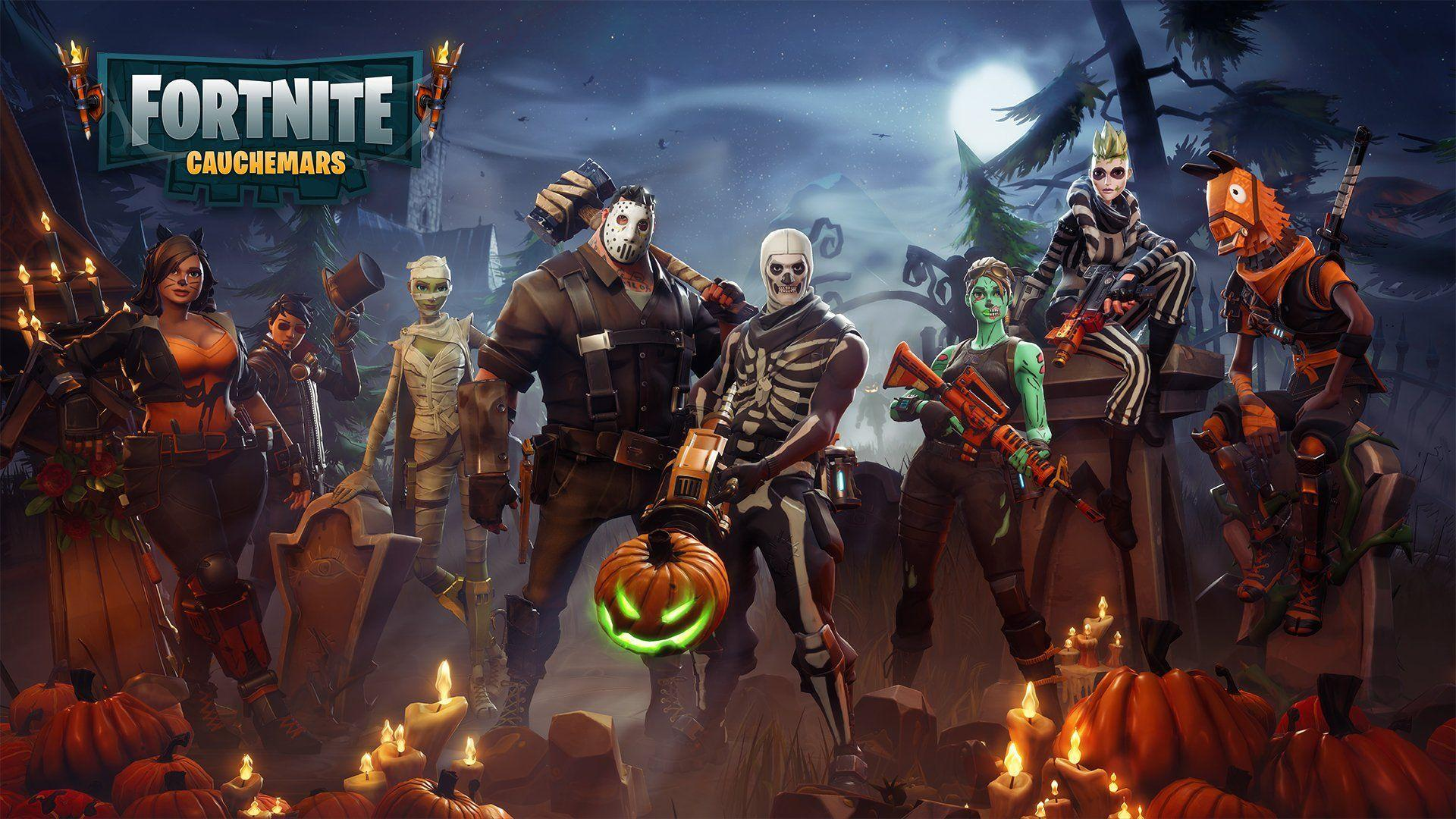 Zombie Fortnite Wallpapers - Wallpaper Cave