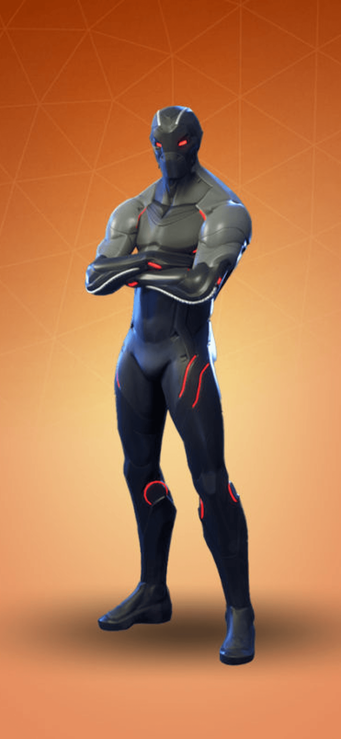 Download iPhone X ..Fortnite Season 4 : Omega.. HD Wallpapers : Games
