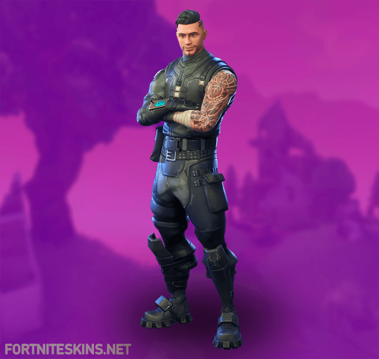 Squad Leader Fortnite wallpapers
