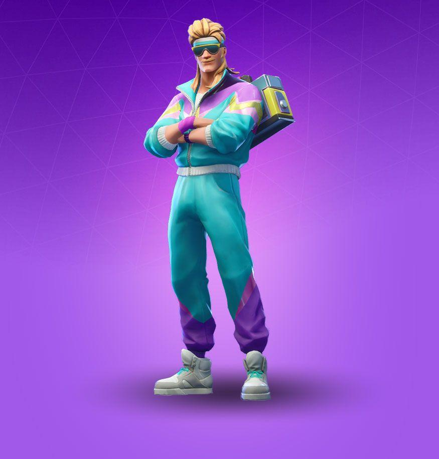 Mullet Marauder Fortnite Outfit Skin How to Get + Info | Fortnite Watch