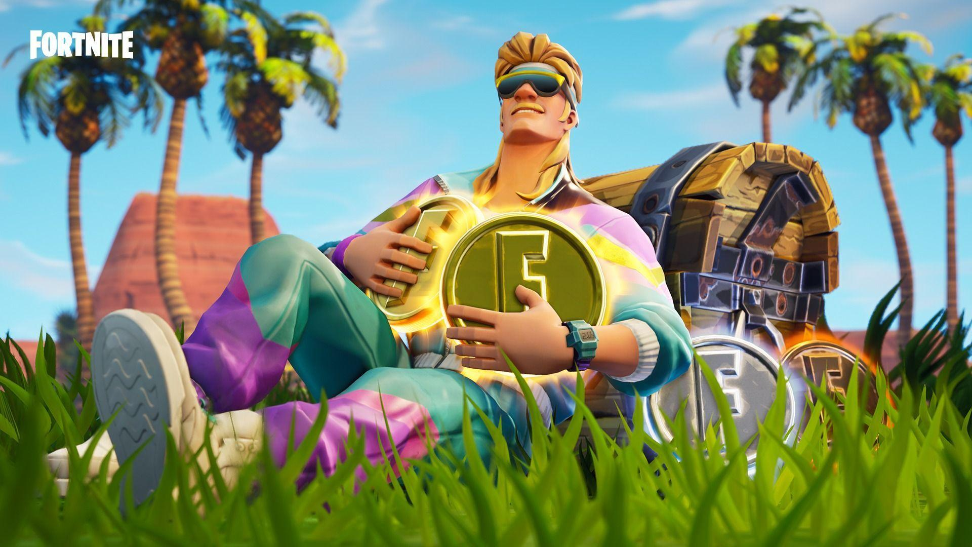 Fortnite 5.30 Patch Brings Portable Rifts, New Score Mode | Android ...