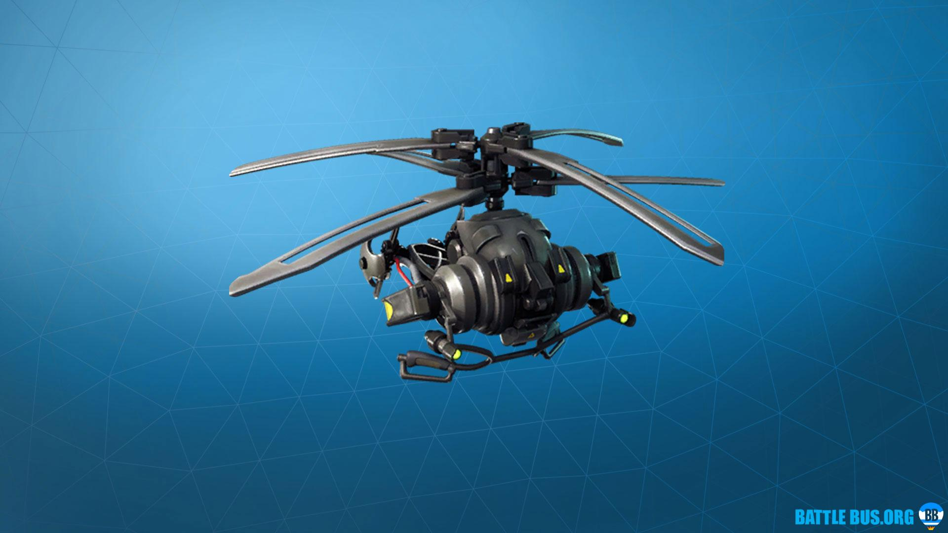 Coaxial Copter glider - Tech Ops Set: fortnite skins, info, HD images