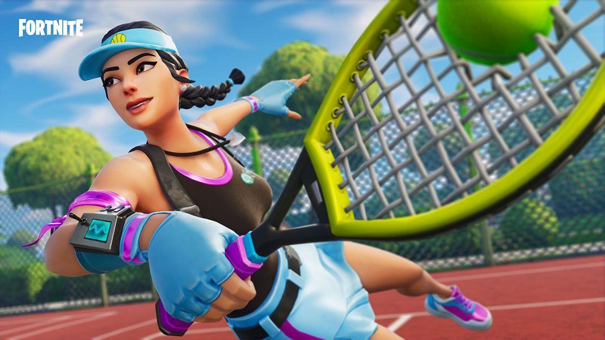 Fortnite Volley Girl Skin - Pro Game Guides