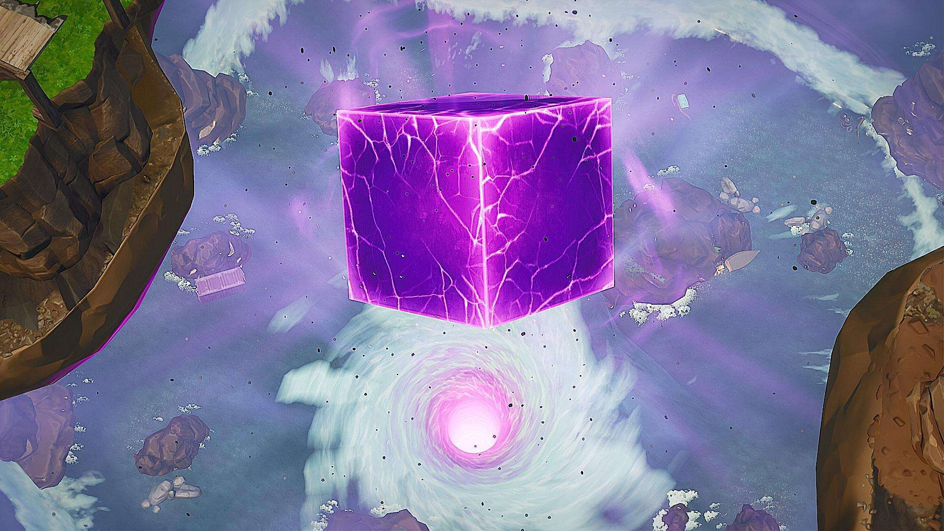 Fortnite: Is This The End Of Kevin The Cube? • L2pbomb