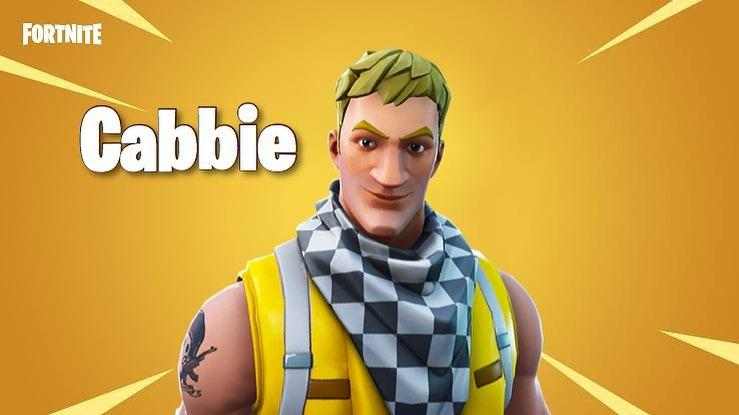 Cabbie Fortnite wallpapers
