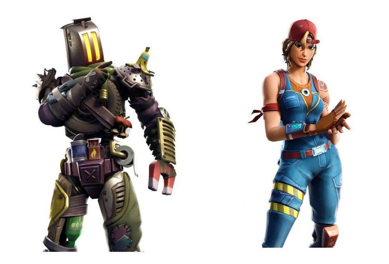 Sparkplug Fortnite wallpapers