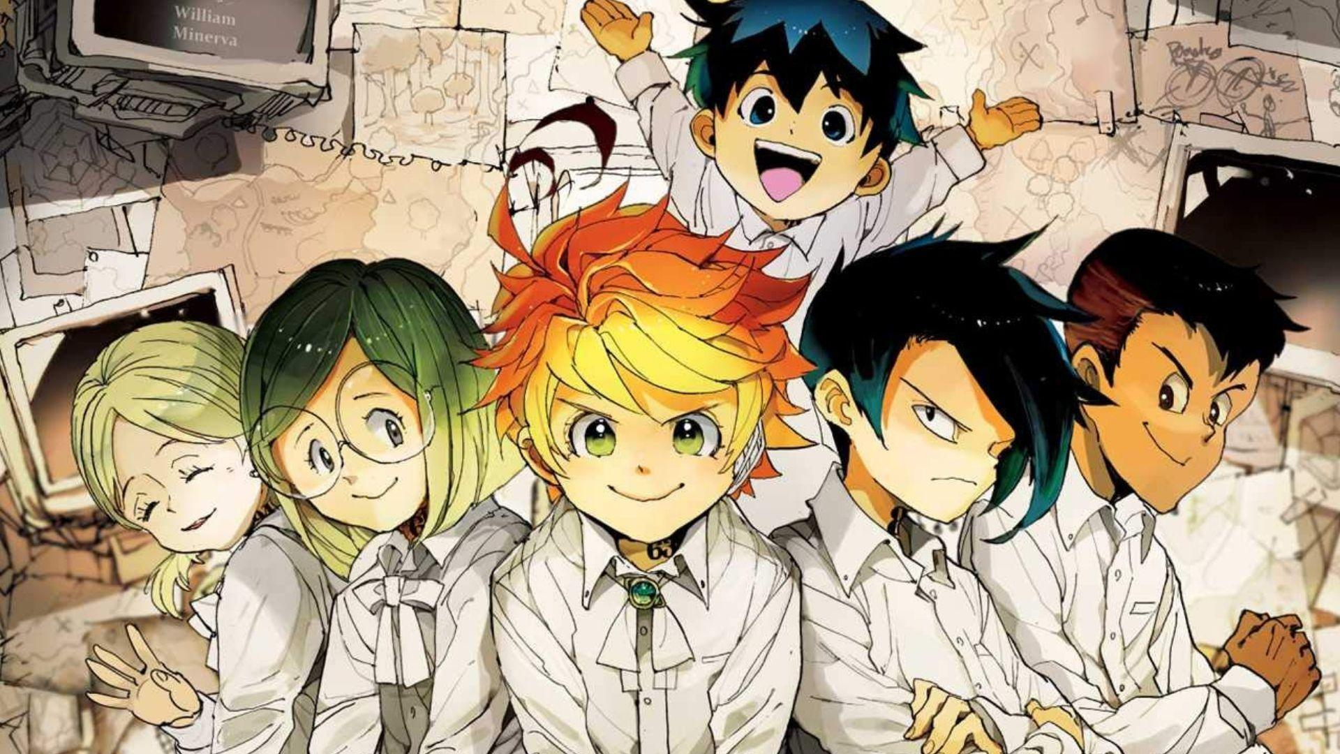 The Promised Neverland: un viaggio verso la libertà targato J