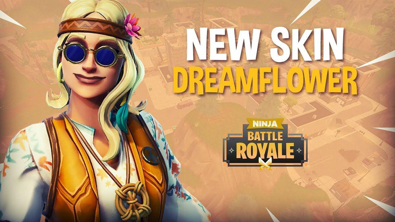 NEW* Dreamflower Skin!!