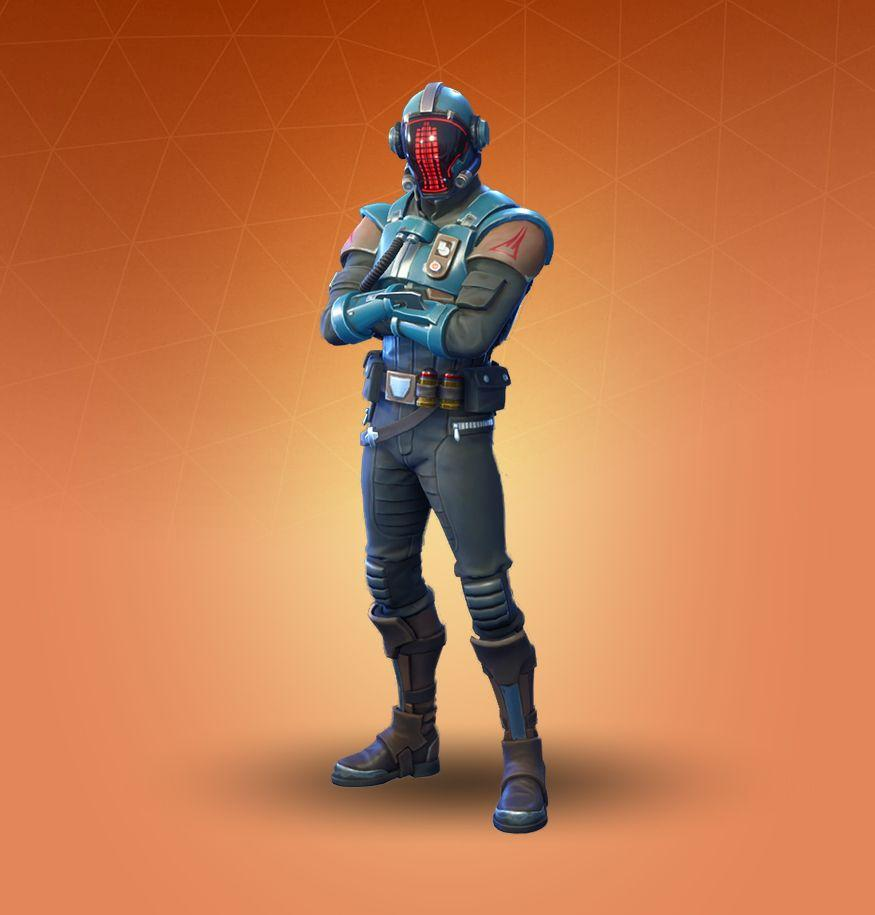 The Visitor Fortnite Outfit Skin How to Get + Faces