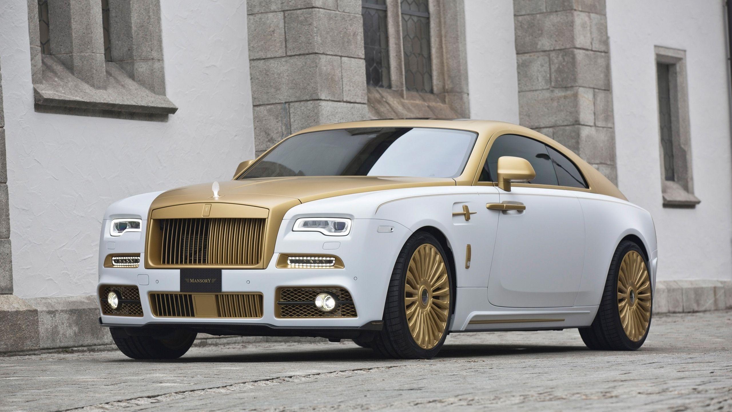 Gold Rolls Royce Wallpapers Wallpaper Cave