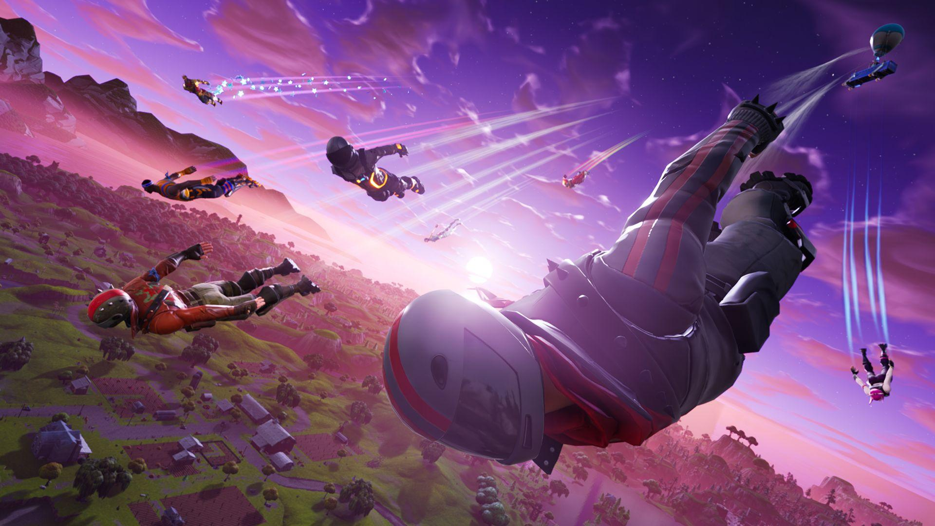 Fortnite Wallpapers HD: Desktop PC, Mac, iPhone & Android [Latest 2019]