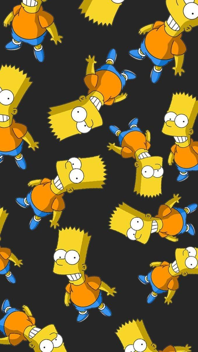 Supreme Simpson Wallpapers Wallpaper Cave
