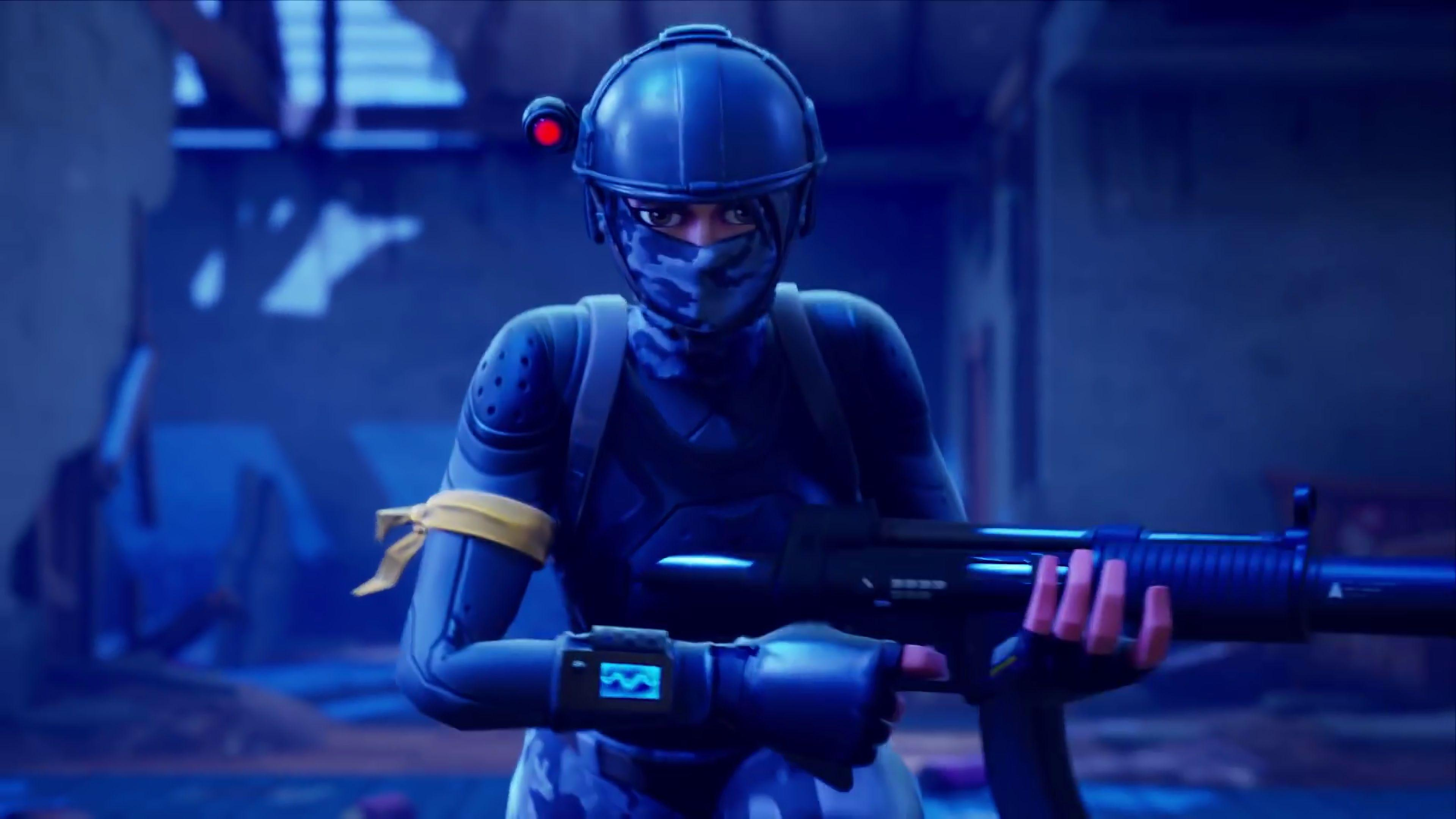 Fortnite Wallpapers Battle Royale Elite Agent Wallpapers and