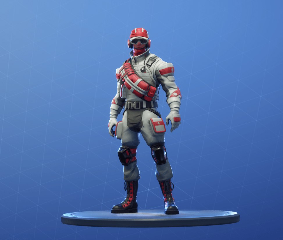 Fortnite Triage Trooper