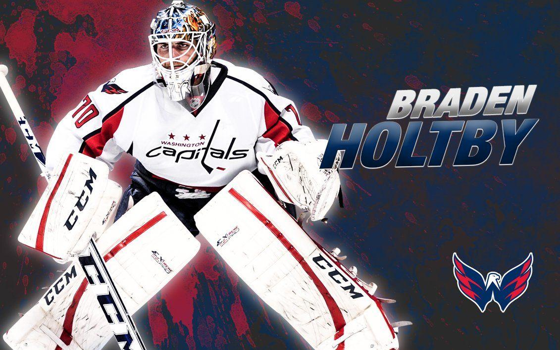 Braden Holtby Wallpapers by MeganL125