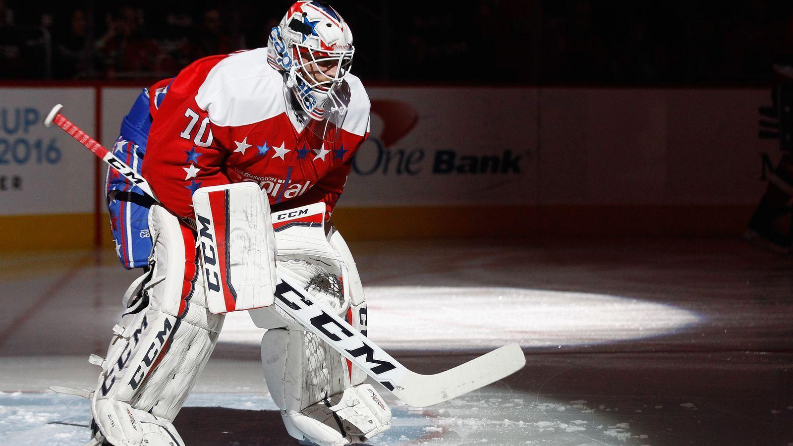 Braden Holtby Wallpapers 16