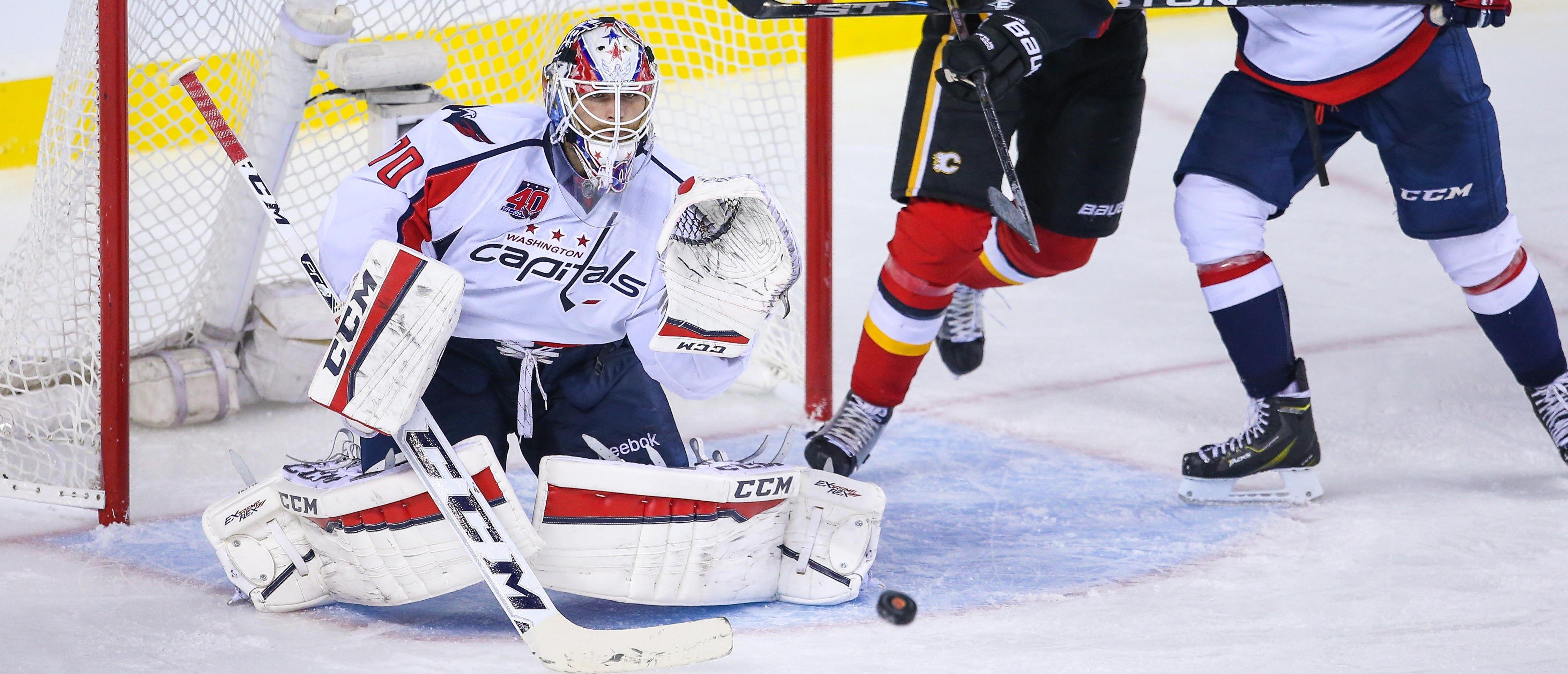 Scouting the opposition: Braden Holtby