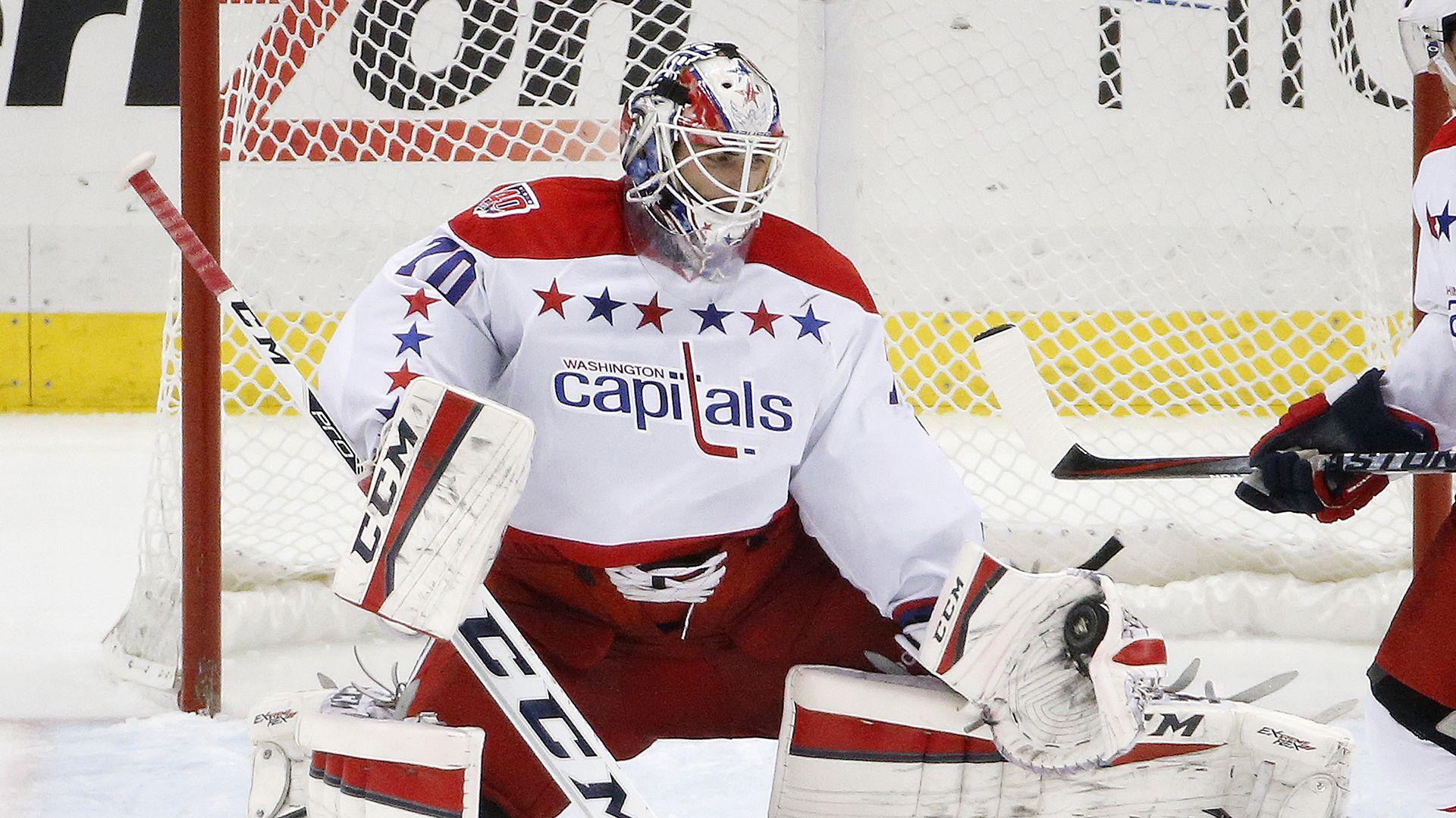 Can Braden Holtby lead the Capitals deep into the playoffs?