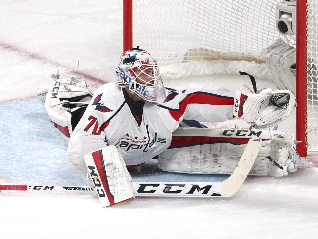"How Braden Holtby Became ""The Holtbeast"""
