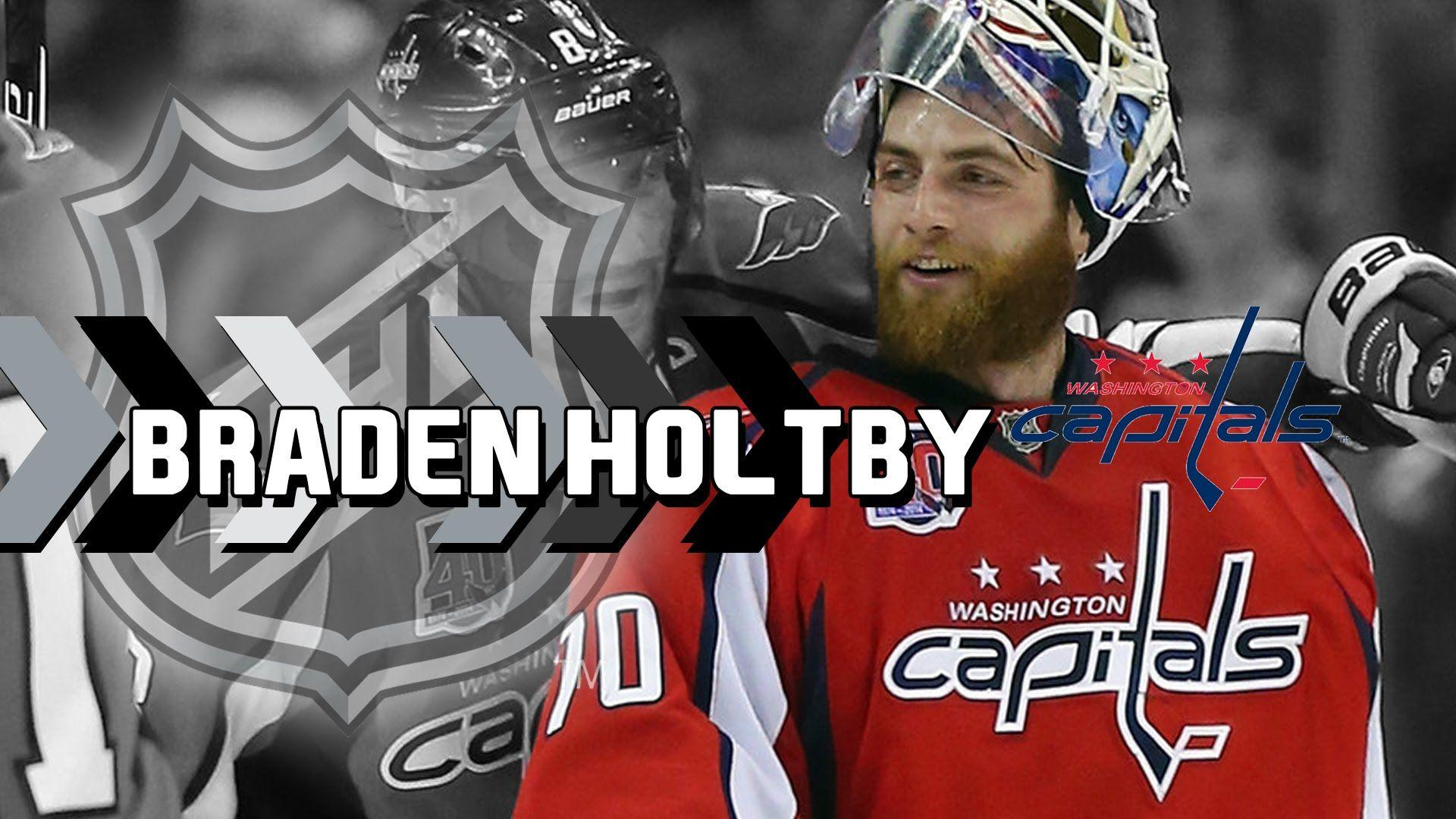 Braden Holtby Wallpapers 5