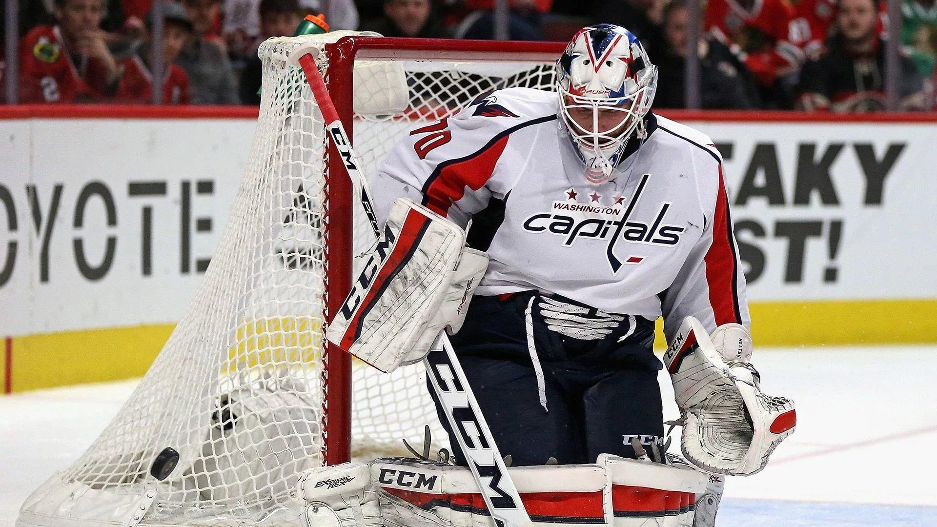 Braden Holtby HD Wallpapers free